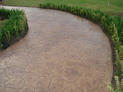 CONCRETO DECORATIVO ( Ingresos Lobies )