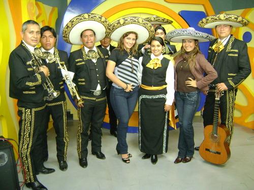 Pisco and Tequila Mariachi - Mexican Music Trujillo