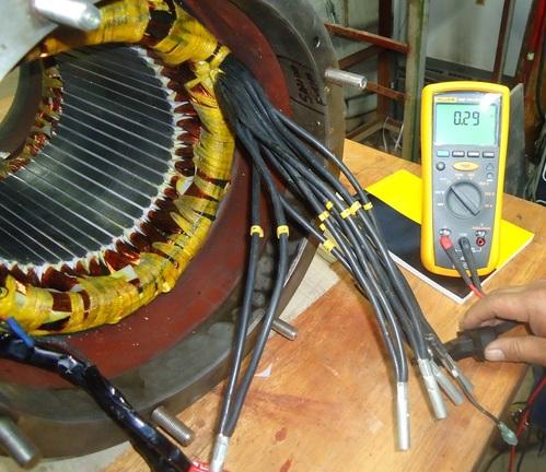 REWIND ENGINE, Wasserpumpen und elektrische Generatoren