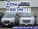TAXI VAN PERU SRL AIRPORT TRANSFERS TRANSPORT