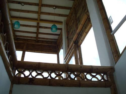 Bamboo detalhe trilhos