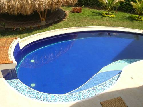 Different styles of pools