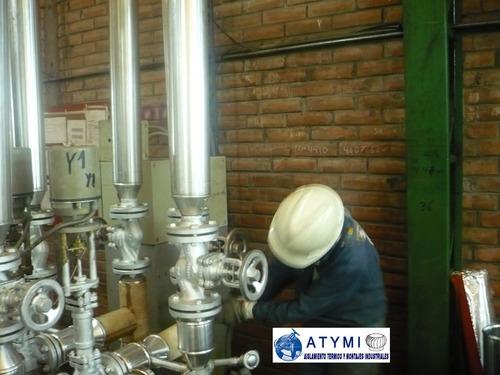 Recubrimiento mecanico para tuberias y equipos industriales