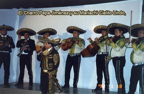 Mariachis Cielito Lindo Peru - Producciones  del Charro Jiménez.