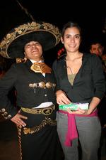 La Charra Concepción y el Mariachi Cielito Lindo Perú