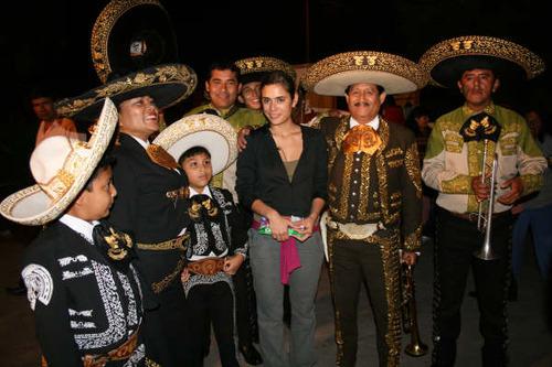 Los Charritos Josué-Marco Antonio-El Charro Jiménez y Concepción