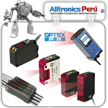 Sensores para uso industrial