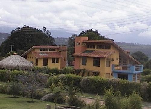 Conjunto residencial turístico
