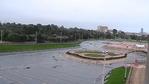 Geomembrana en Laguna Recreativa Parque de las Leyendas. Lima - Perú