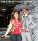 CHARRO FERNANDEZ Y LILIANA MAS