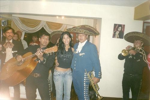 charro fernandez left with karen