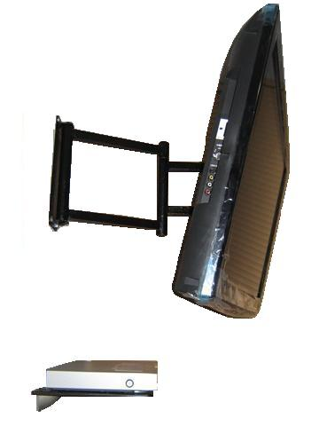 RACK LCD MOVIBLE PLUS