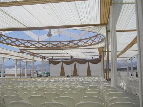 Toldo architectonische dome