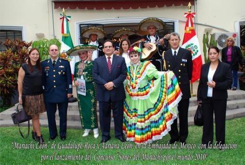 Mariachis en Miraflores Mariachis A1