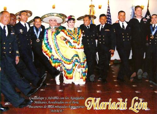 Mariachis en San Borja Mariachis A1