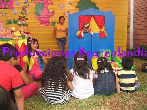 Super Children's Puppet Show