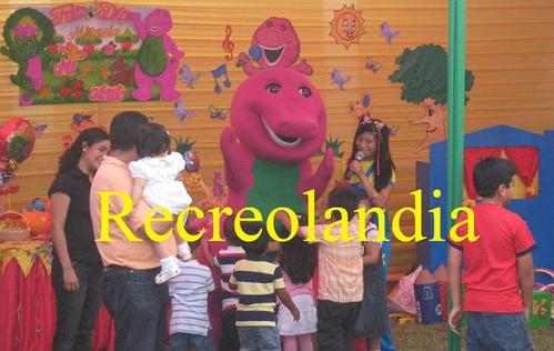 Children's show Barney and Friends