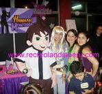 show infantil de Hanna Montanna