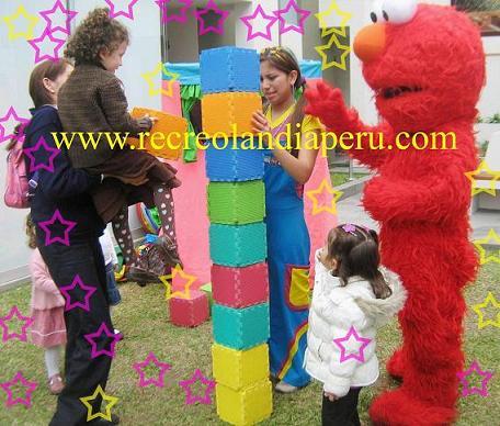 Show Elmo and Friends