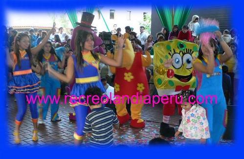 Children's Parteien Recreolandia beste Option