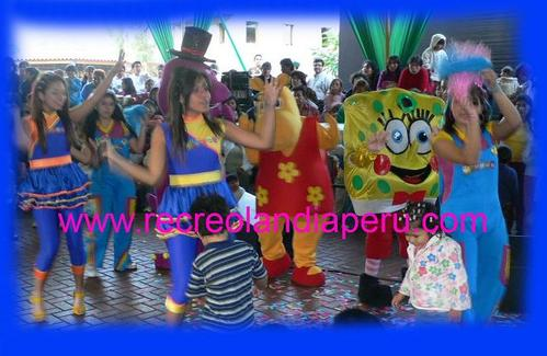 Children's parties Recreolandia best option