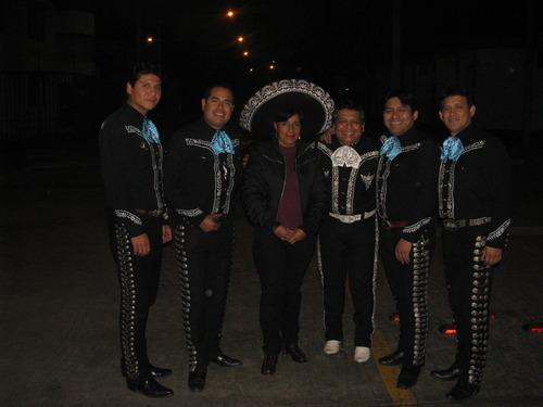 Mariachi Moreno de Méjico, la autentica fiesta mejicana