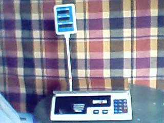 Balanzas Electrónicas 30 kilos
