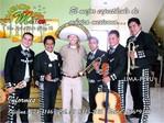 Mariachis peruanos Viva Mexico Lima Peru Nextel: 836*9566