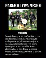 Mariachis Peru Repertorio Informes: 774-4146 Cel 993252131 Nx 836*9566