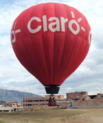 Aerial Advertising in balloons CAPTIVE