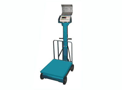 ELECTROMECANICA DE 500 KG MODELO :A12 - eACCURA- TSCALE