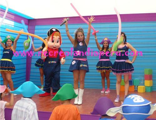 Children's Parteien Recreolandia