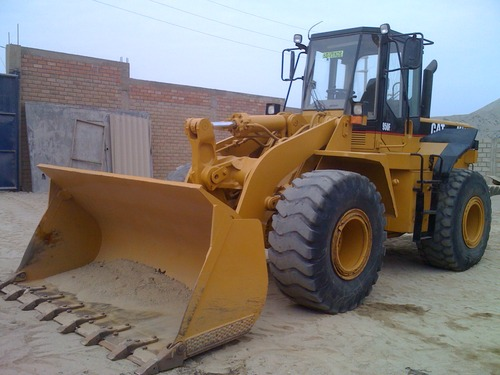 CATERPILLAR 950FII CARGADOR FRONTAL