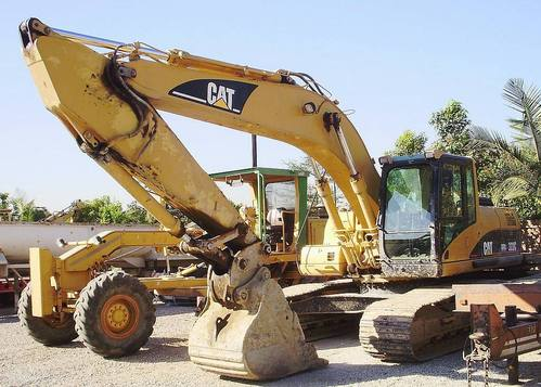 2003 CATERPILLAR 322CL ESCAVADORA