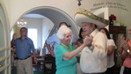 Mariachis at home on Mother's Day