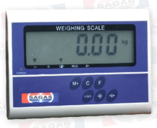 S30 INDICATOR WEIGHT ONLY.