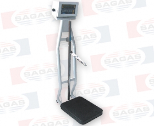 BALANCE OF PEOPLE PESA measuring rod.