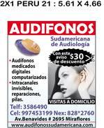 AUDIFONOS PARA SORDERA DIGITALES MEDICADOS