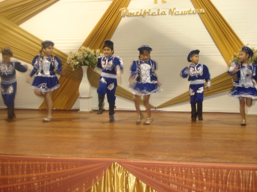 danzas niños