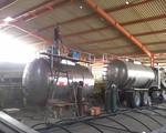 Fabricação de Tanques isotérmicos