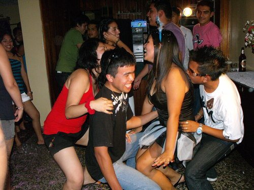 fiestas juveniles