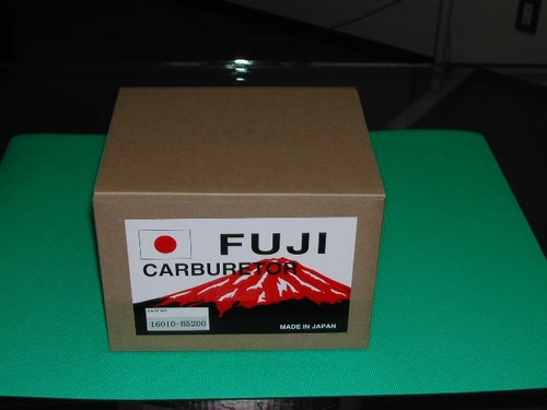 Carburadores marca Fuji  Japoneses
