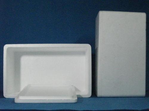 Las cajas térmicas de tecnopor, son utilizados para la conservación ...