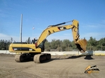 252HP CAT 330 CL Graafmachine