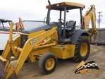 85hp John Deere 310G Backhoe
