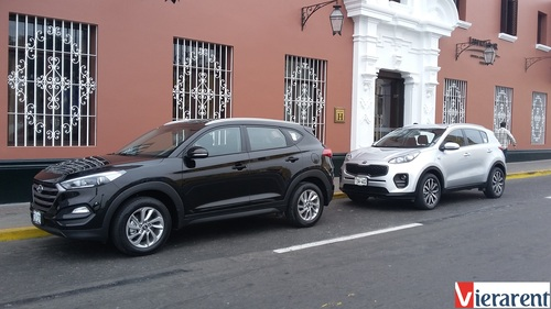 Alquiler de Camionetas cerradas en Trujillo