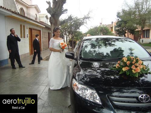 Paseo Nupcial en Trujillo Peru