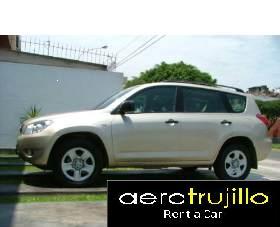 Renta a Car Trujillo Peru