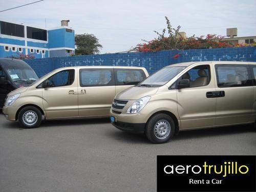 Alquiler de Vehículos en Trujillo Peru