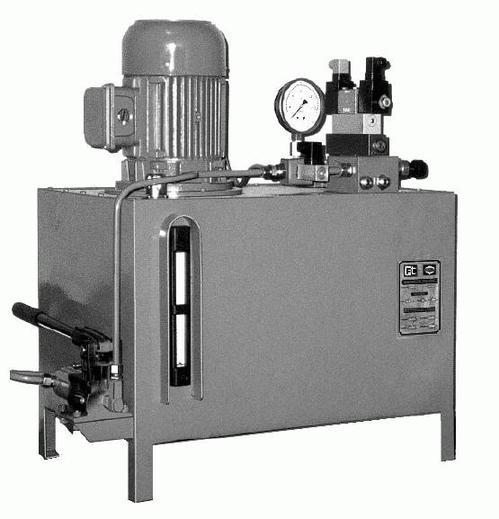 fabricacion de unidad hidraulica